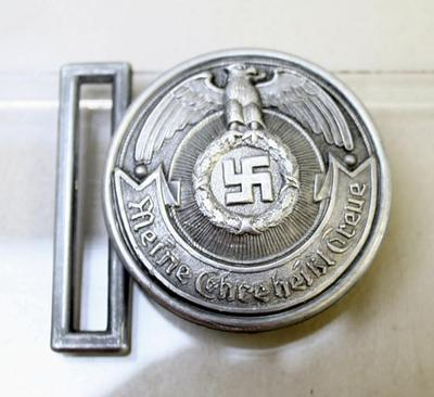I have this SS Officers Buckle