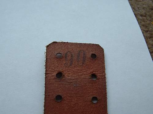 SS Officer Buckle makers