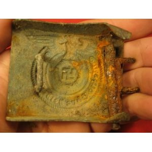 SS relic  buckle real or fake???? Thx