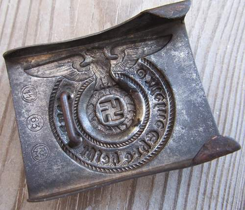 Buckle SS 63 RZM