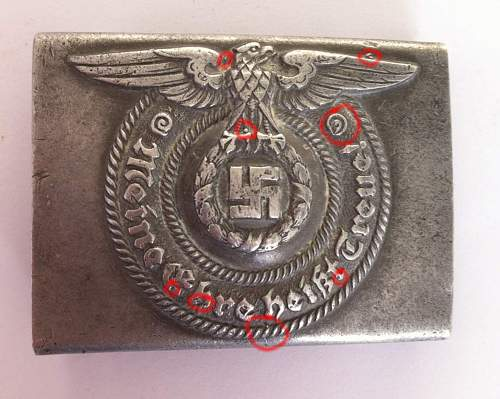 ss buckle 36/38 opinions wanted.