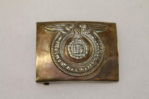 SS buckle real opinions?