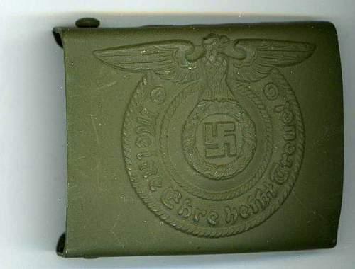 SS Buckle Fake or Original?