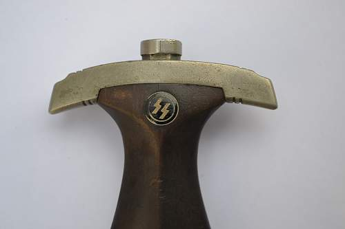 Untouched Ernst Pack SS Dagger