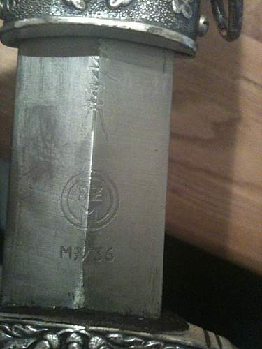 SS dagger RZM M7/36