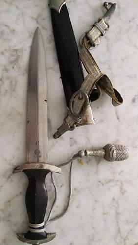 Ss dagger transitional Henckels