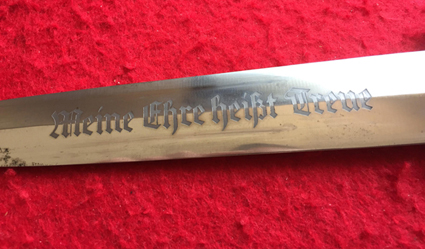 SS Period personalised handle ?