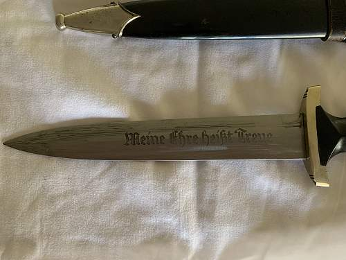 Opinions on SS Herder Dagger