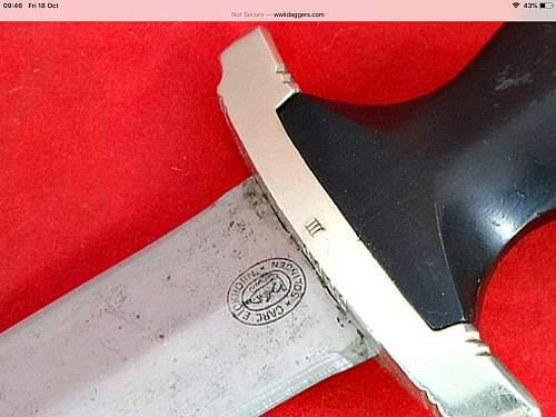 SS Rohm Dagger ..... RZM