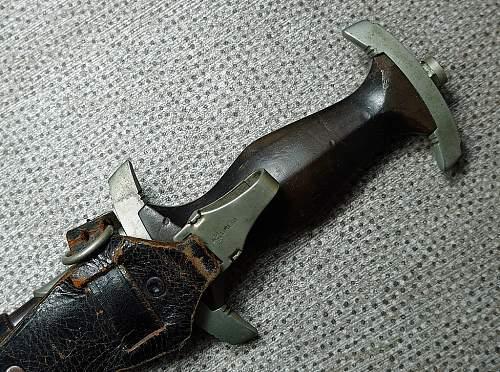 SS dagger C Betram