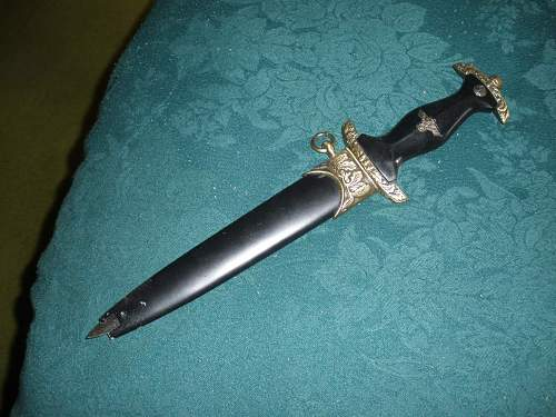 need part for ss dagger fake