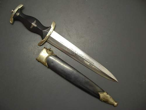 Oppinion on this SS Dagger by Puma