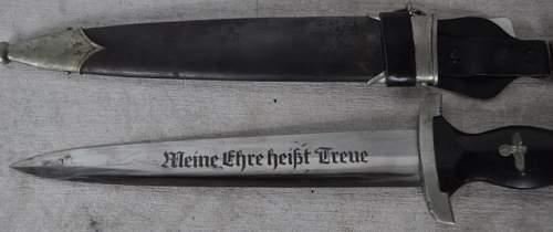 '33 ss dagger