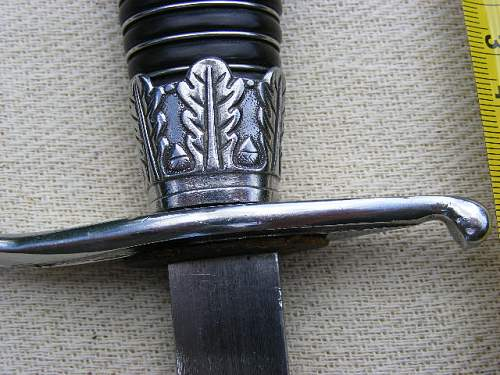 SS officer candidate sword?
