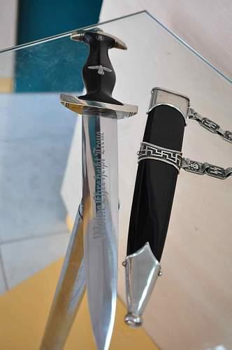 SS-Dienstdolch Modell 1936...my new dagger