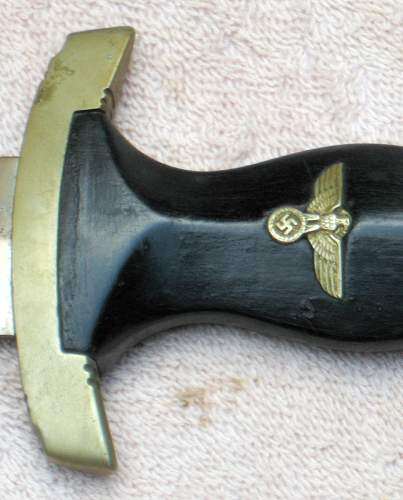 Need some opinions on an SS Dagger...