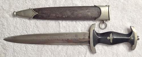 Need opinions on SS Rohm Hammesfahr dagger...