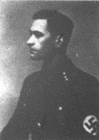 SS 1933 ground Rohm Ehrendolch to SS-Obersturmfuhrer Franz Ott