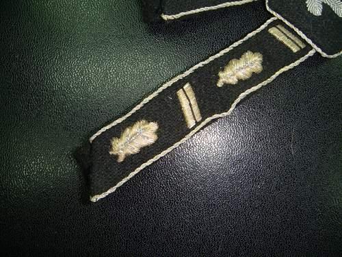 SS dagger hanger