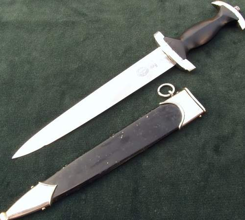 What do you think of this SS dagger?