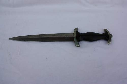 M33 Gottlieb Hammersfahr SS dagger for review