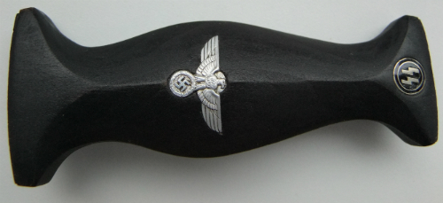 SS Dagger Carl Eickhorn RZM M7/66 SS 1938 - opinions need