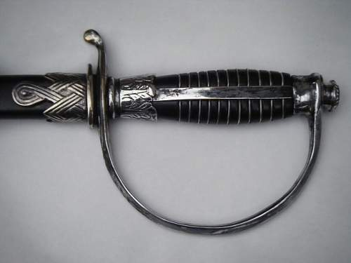 Is this SS sword real?