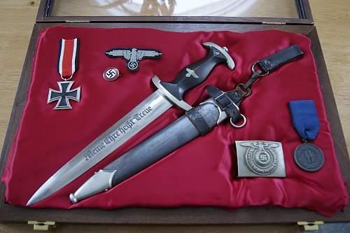 My SS dagger....
