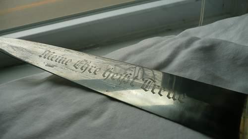 Haul of the year! SS Chained Dagger, First Pattern Luftwaffe Dagger, M1902 Krag Bayonet