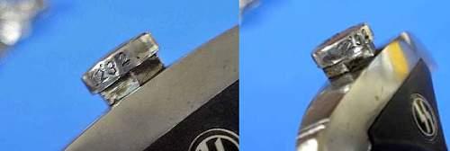 Click image for larger version.  Name:pommel - nut patina.jpg Views:58 Size:31.3 KB ID:498738
