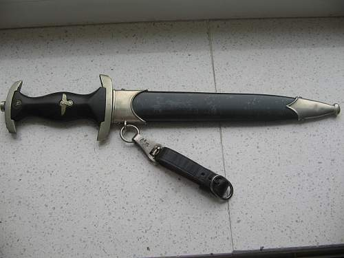need your opinion for this SS dagger