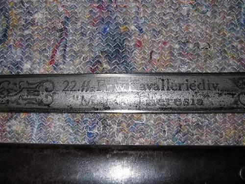 """SS Bayonet -Fantasy or Real? Division""""Maria Theresia"""""""