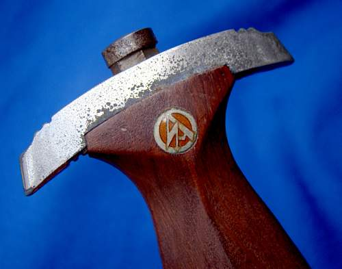 SS dagger  RZM M7/36 real or replica?