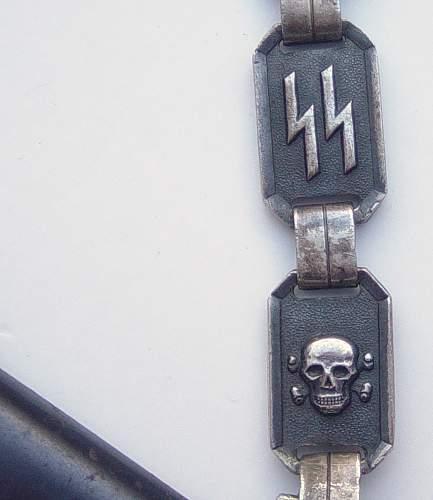 New buy: SS-Dienstdolch Modell 1936
