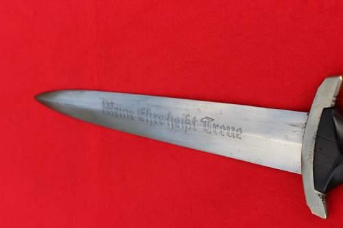 SS dagger ground rohm Eickhorn