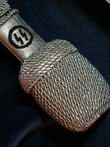 SS Officers Sword Knot.