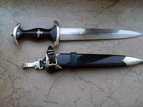 SS dagger, opinions needed