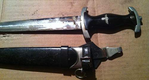 This SS Dagger look OK