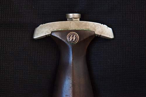 My first SS Dagger - An Early Model by Robert Klass