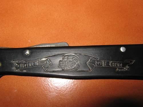 Ss knife