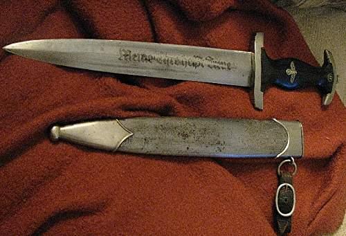 SS Dagger serial number 127950?