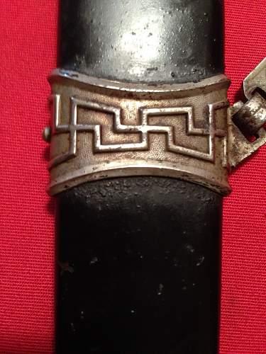 WW2 SS dagger