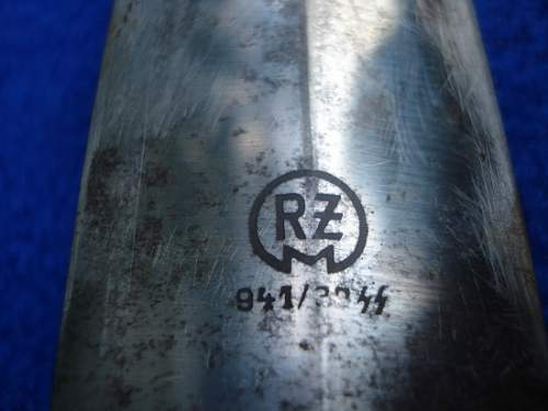 SS Dolch RZM 941/39? SS