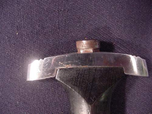 Open discussion about SS transitional Daggers by Helbig, are they genuine or 1960s fakes?