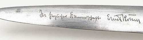 SS full Rohm dagger Hammesfahr
