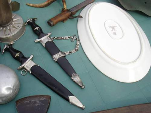 Is it real SS waffen dagger ?
