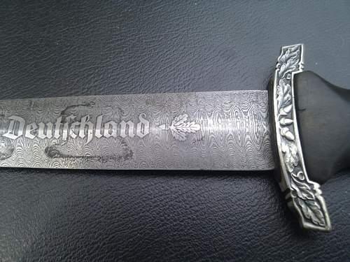 SS Dagger original?