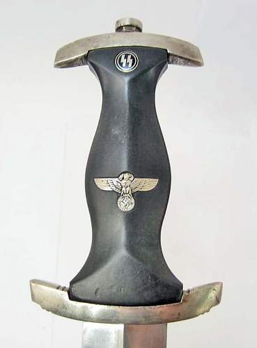 Chained Officers Himmler Presentation Dagger..   COULD THIS BE REAL?