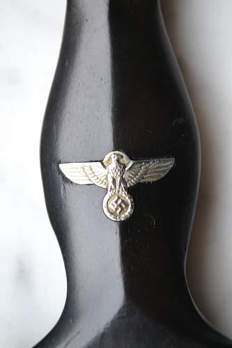 M33 RZM Emil Voos SS dagger