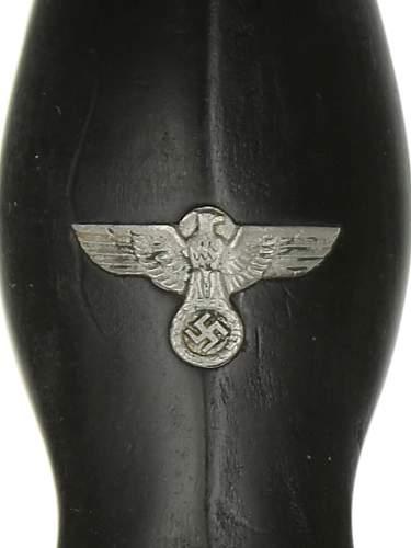 SS Dienstdolch Gottlieb Hammesfahr Solingen-Foche